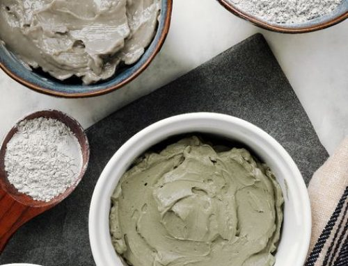 Bentonite Clay & Salts