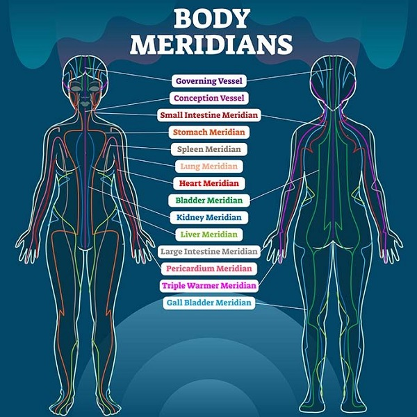 meridians acupuncture pic