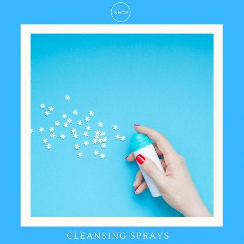 Cleansing Sprays