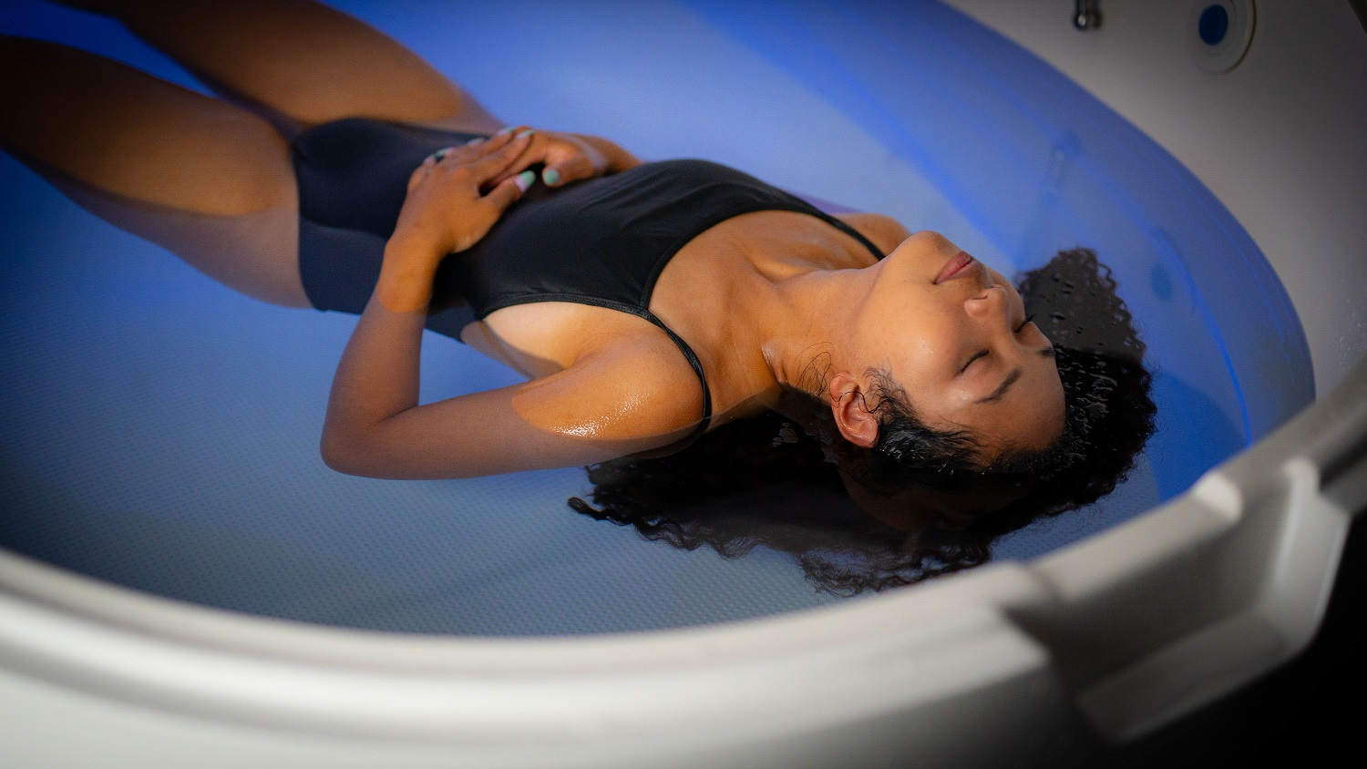 floatation therapy pods