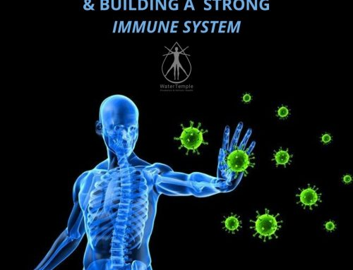 Keeping your immune system strong holistically through Chinese Medicine and Floatation Therapy