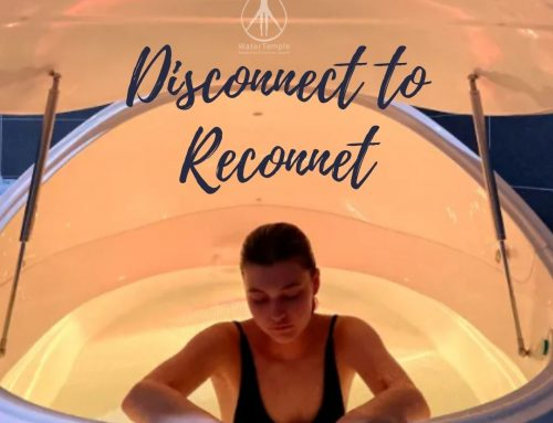 Floatation Therapy for the ultimate DETOX