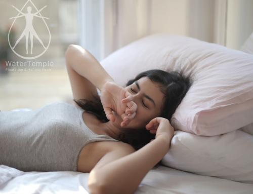 Your Circadian Rhythm, Sleep and Floatation Therapy